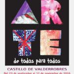 Cartel exposicion Arte de todos para todos_opt